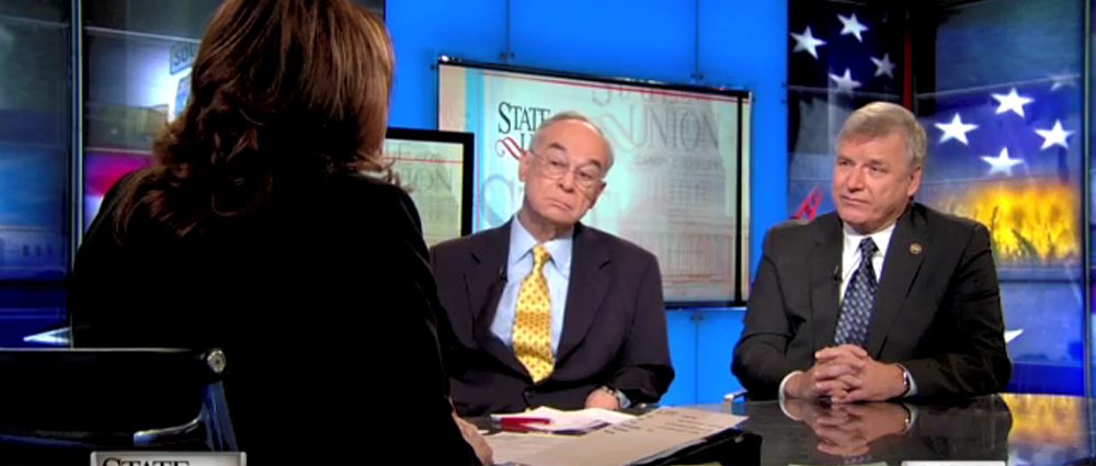 Pete on CNN&#8217;s &#8220;State of the Union with Candy Crowley&#8221; (Video)