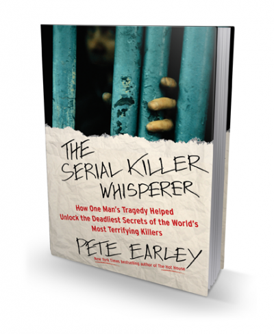 The Serial Killer Whisperer Book Cover
